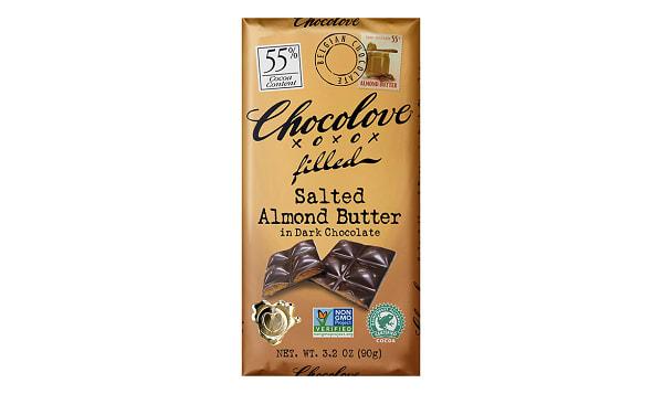 Chocolate Bar - Almond Butter 55%