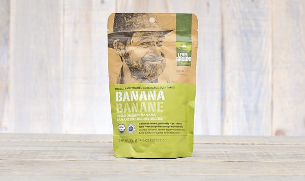 Organic Dried Bananas