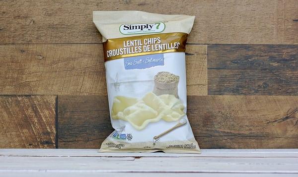 Sea Salt Lentil Chips
