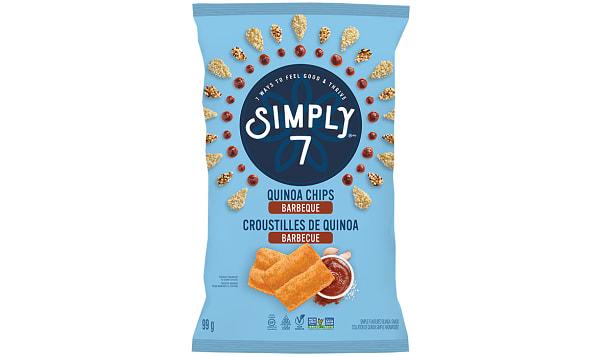 BBQ Quinoa Chips