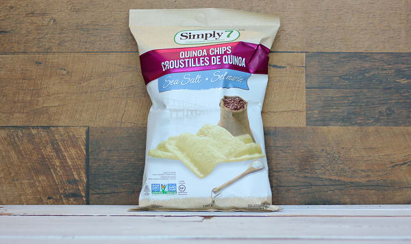Sea Salt Quinoa Chips