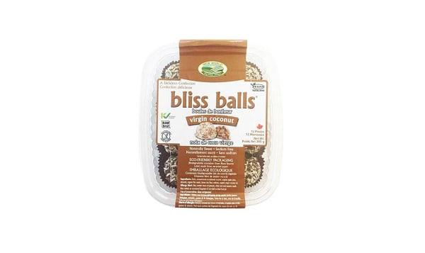 Virgin Coconut Bliss Balls
