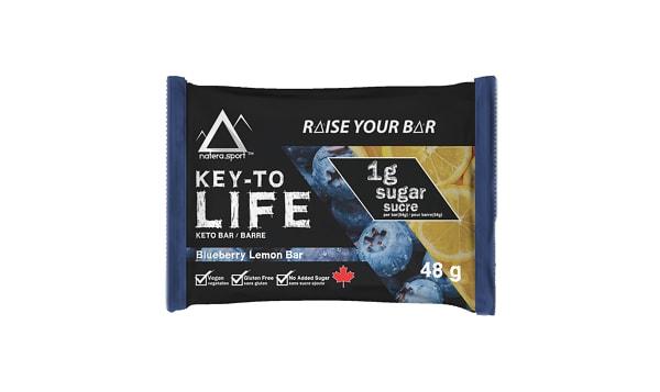 Keto Bar - Blueberry Lemon