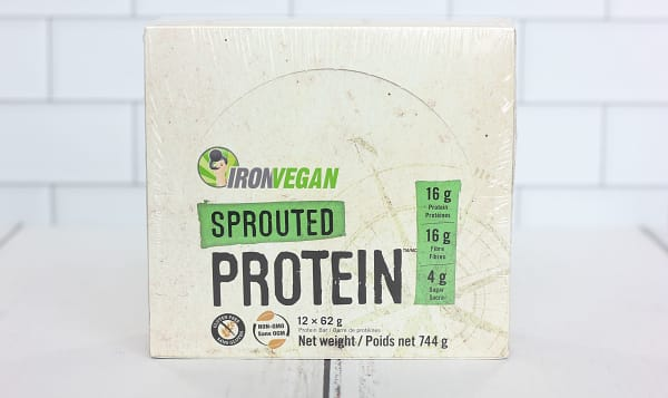 Sprouted Protein Bar - Coconut Cashew- Case