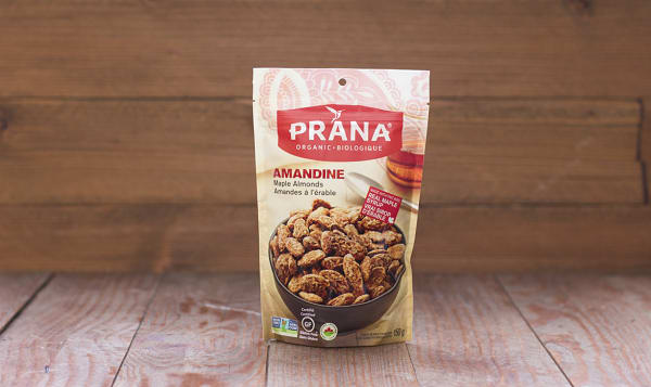 Organic Amandine - Maple Almonds