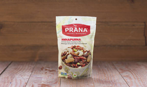 Organic Annapurna - Goji-Cranberry-Almond Trail Mix