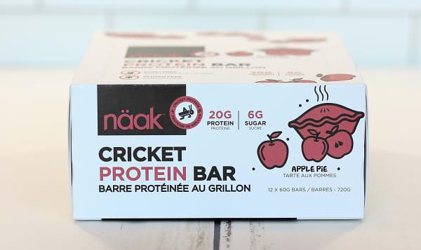 Cricket Protein Bar - Apple Pie