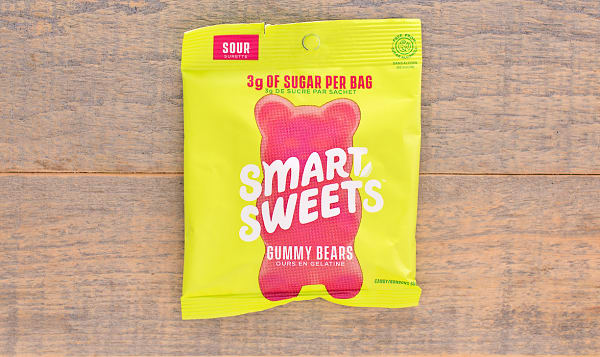 Seriously Sour Gummy Bears