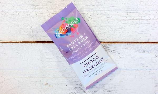 Hazelnut Collagen Truffle (Frozen)