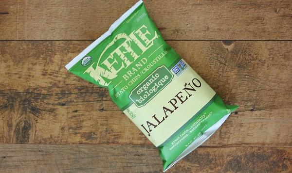 Organic Jalapeno Chips