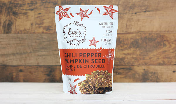 Chili Pepper Pumpkin Seed