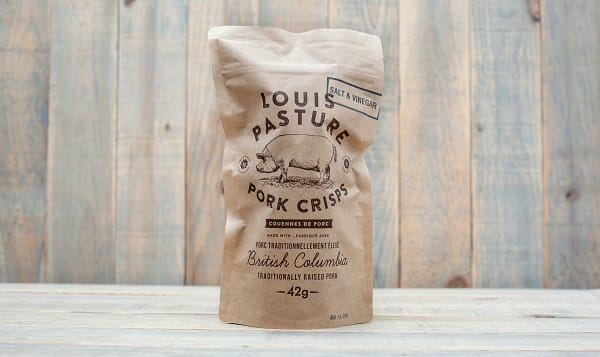 Pork Crisps Salt & Vinegar