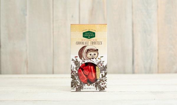 Woodland Hedgehog Window Box