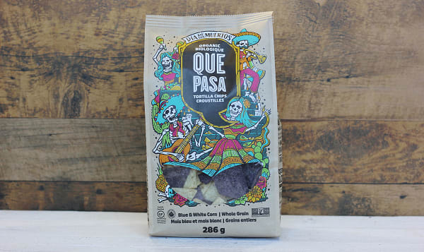 Organic Limited Availability - Day of the Dead Chips