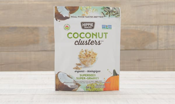 Organic Coconut Clusters  Superseed