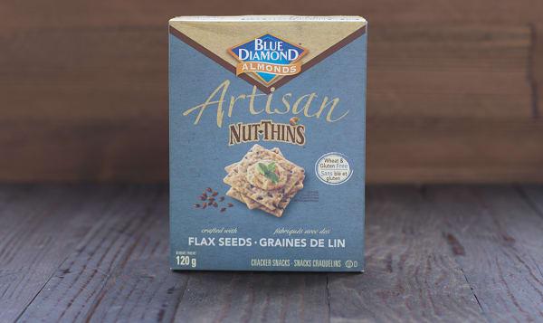 Artisan Nut Thins - Flax