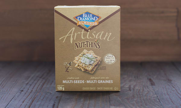 Artisan Nut Thins - Multigrain