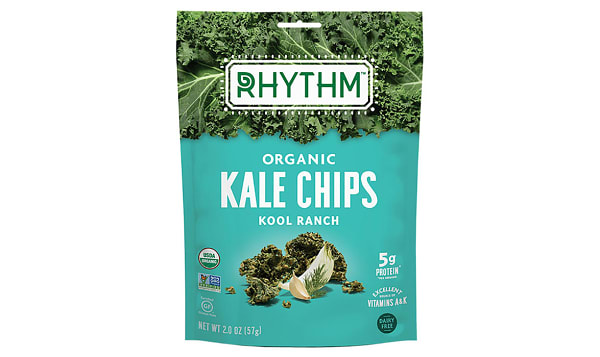Organic Kale Chips - Ranch