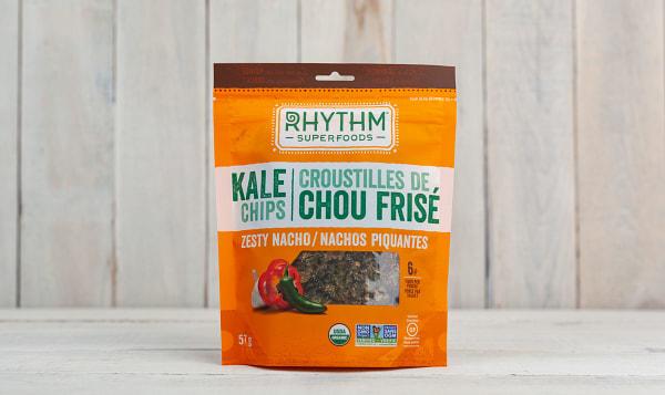 Organic Kale Chips - Nacho