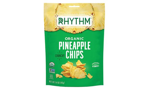 Organic Pineapple Bites
