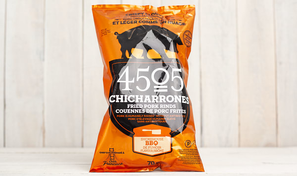 4505 Meats Pork Rinds Smokehouse Bbq 35g Shop At Spud Ca