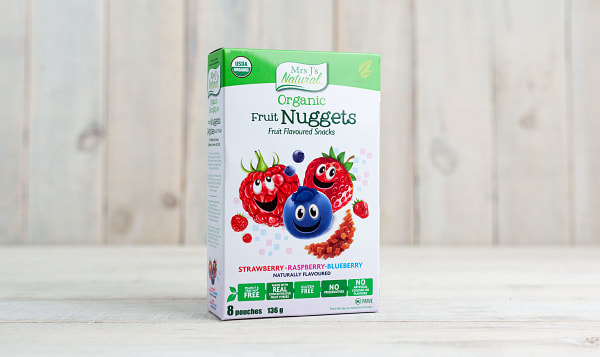 Organic Fruit Nuggets