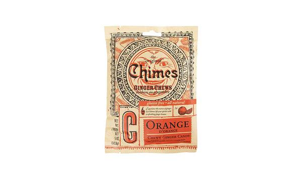 Ginger Chews - Orange