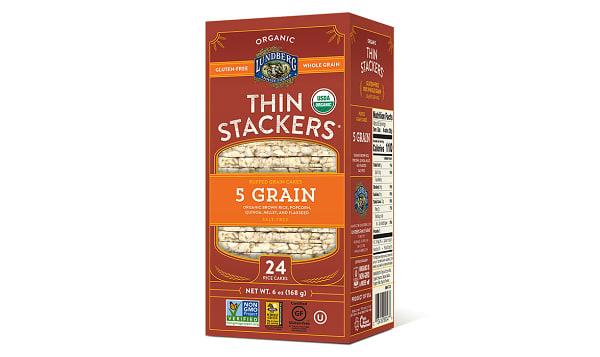 Thin Stackers - Five Grain