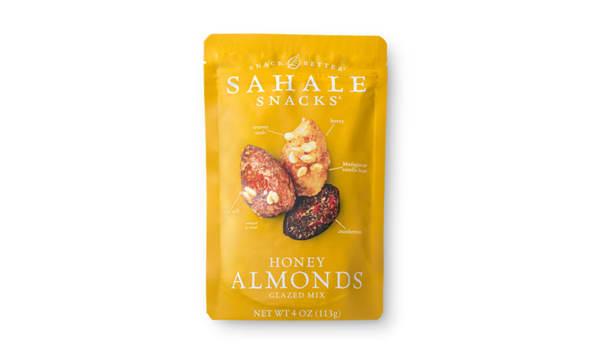 Honey Almonds Glazed Mix
