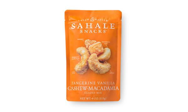 Cashews with Tangerine Vanilla
