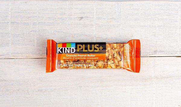 Peanut Butter Crunchy Bar