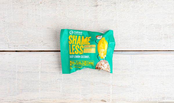 Shameless - Sassy Lemon Coconut Energy Balls