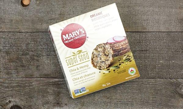 Organic Super Seed Chia & Hemp