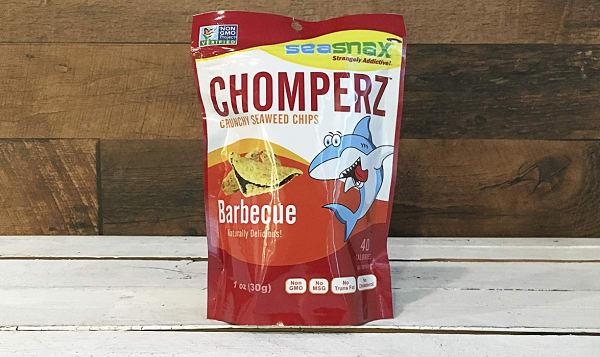 Seaweed Chomperz - BBQ