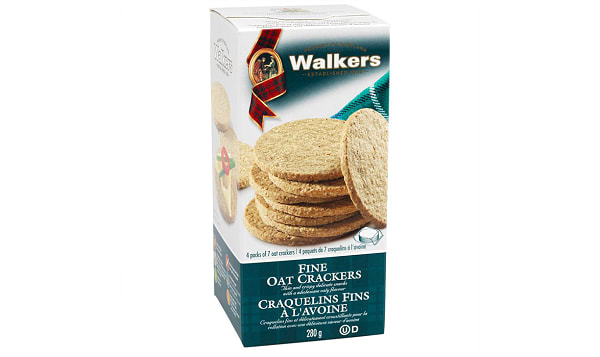 Fine Oat Crackers