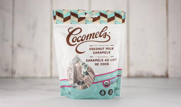 Organic Sea Salt Cocomels