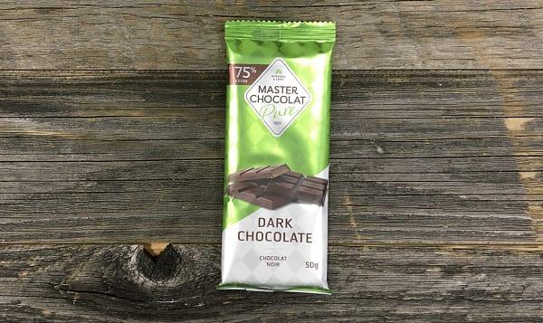 Organic Dark Chocolate Bar 75%