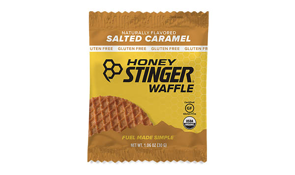 Organic Salted Caramel Waffle