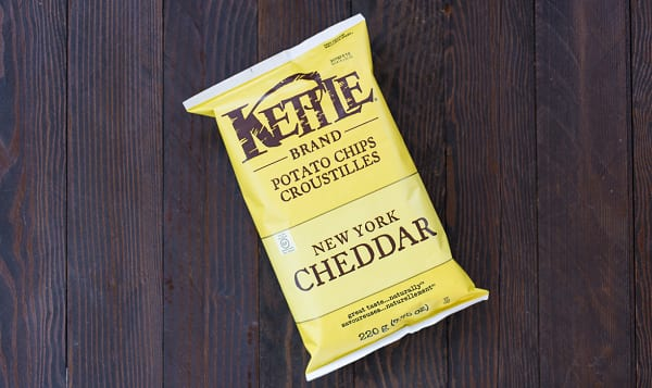 New York Cheddar Chips