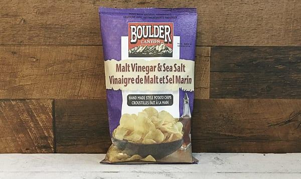 Malt Vinegar & Sea Salt Chips