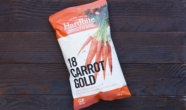 Lightly Salted Carrot Chips