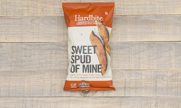 Lightly Salted Sweet Potato Chips