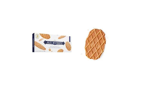 Butter Crisp Cookies