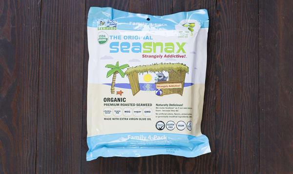 Organic Seaweed Family Pack - Classic