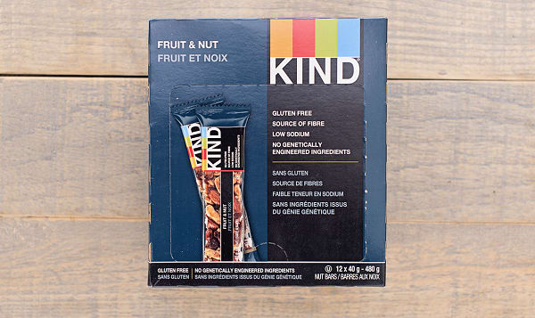 Fruit & Nut Delight Bar - CASE