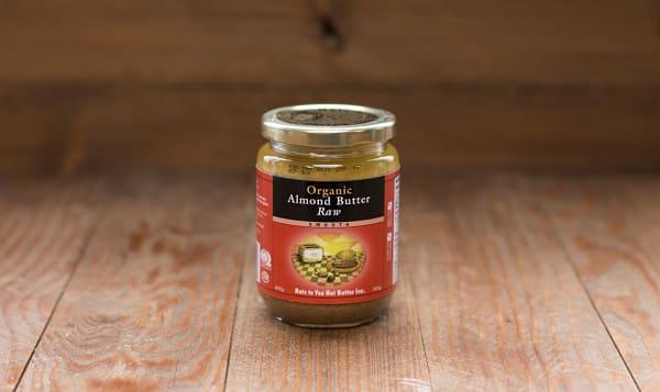 Organic Raw Almond Butter