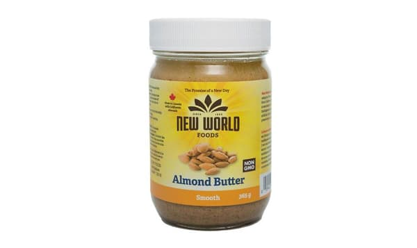 Almond Butter - Smooth, Roasted