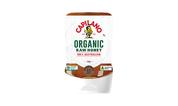 Organic Pure & Natural Honey