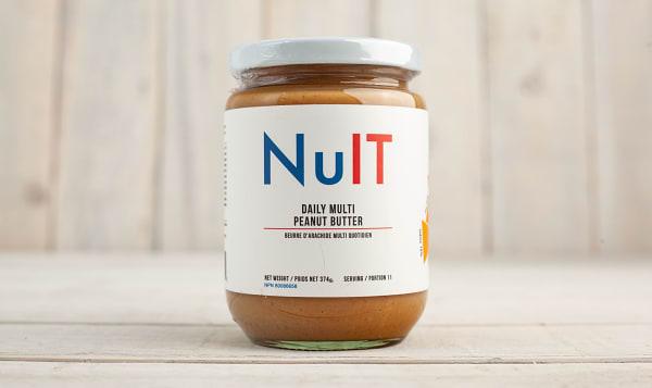 Nutrient Enhanced Peanut Butter