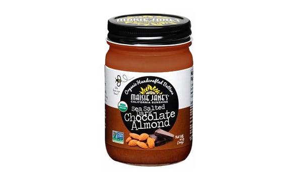Organic Sea Salted Dark Chocolate Almond Butter